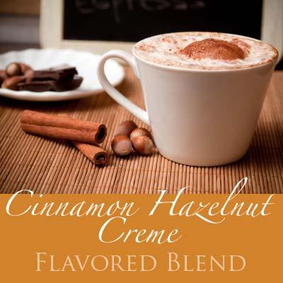 Cinnamon Hazelnut Creme Coffee