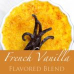 French Vanilla Coffee
