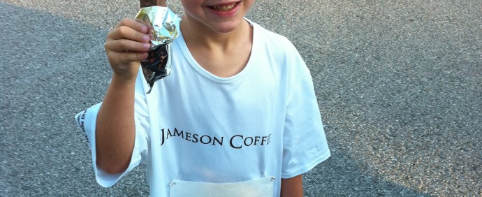 Jameson Coffee Takes 1st Place