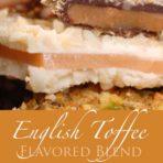 English Toffee