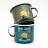 16oz. Enamel Camp Mugs