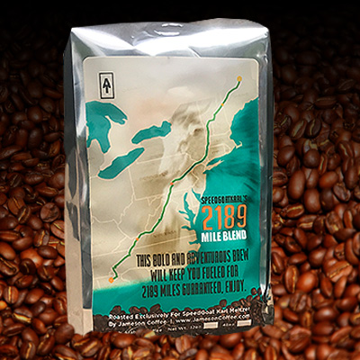 Speedgoat Karl's 2189 Mile Blend Coffee